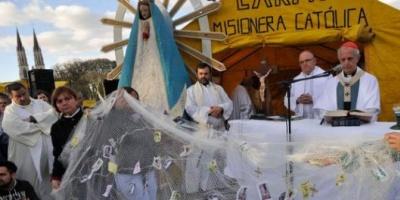 """La Iglesia alertó por el avance de la trata y reclamó que sea """"crimen de lesa humanidad"""""""