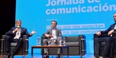 Ironías del círculo rojo y ránking de funcionarios mediáticos, en una reunión para unificar discurso en el Gobierno