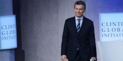 """Mauricio Macri: """"Ya hemos recibido con alegría el anuncio de miles de millones de dólares en inversiones"""""""