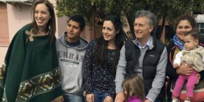 """Macri, Vidal, Carrió y referentes de Cambiemos impulsaron el segundo """"timbreo"""" nacional"""
