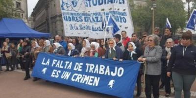 Nuevos exabruptos de Bonafini: apuntó contra Mauricio Macri y Patricia Bullrich