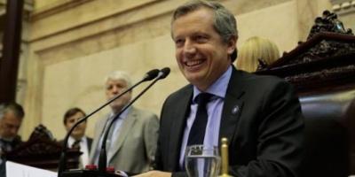 """Emilio Monzó: """"Soy peronista y Mauricio Macri lo sabe desde el primer día"""""""