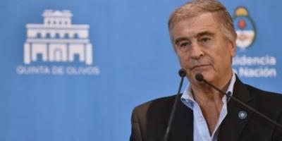 "Oscar Aguad: ""Mi renuncia está enteramente a disposición del Presidente"""