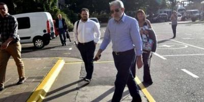 """Aníbal Fernández reiteró ante la Justicia que el dinero de López provenía """"de las coimas"""""""