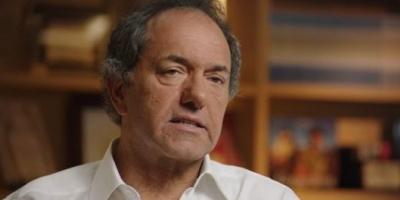 Daniel Scioli se distancia de CFK mientras define su futuro político