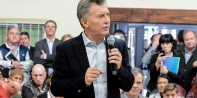 """Macri, a los jubilados: """"La Reparación es reconocer el esfuerzo de todos ustedes"""""""