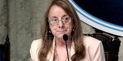 """Alicia Kirchner le pidió una reunión a Macri: """"Necesito apoyo estructural"""""""
