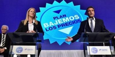 Sergio Massa y Margarita Stolbizer presentaron su proyecto para bajar los precios
