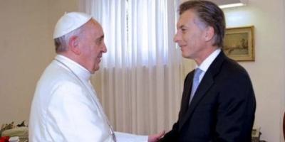 """Francisco le envió a Macri deseos de """"serenidad, paz y respeto mutuo"""" por el 25 de Mayo"""
