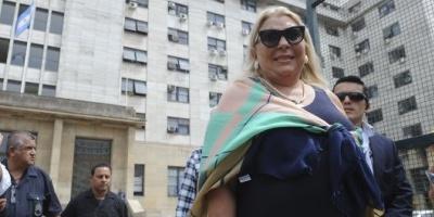 Carrió denunció a Bossio y Kicillof por supuesto manejo fraudulento del dinero de los jubilados