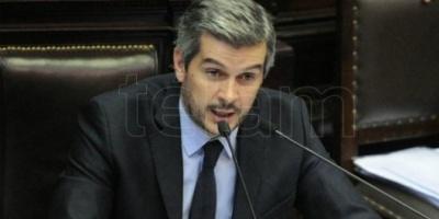 """Marcos Peña: """"Cristina no va a ganar porque la gente no quiere volver al pasado"""""""