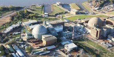 Envenenaron con radiación a un sindicalista que trabaja en la central nuclear de Atucha