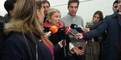 """Elisa Carrió: """"Víctor Manzanares tiene miedo, puede hablar y ser un gran arrepentido"""""""