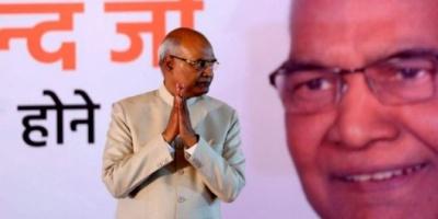 """El """"intocable"""" Ram Nath Kovind, es el nuevo presidente indio"""