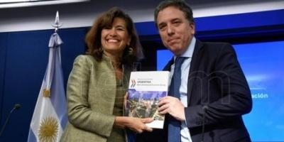 Según la OCDE, Argentina avanza hacia su objetivo de crecimiento