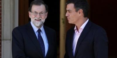 El Gobierno español pactó con el socialismo la celebración de elecciones en Cataluña en enero