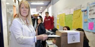 """Stolbizer: """"Lo importante es que pasada la elección podamos construir un marco de certezas"""""""