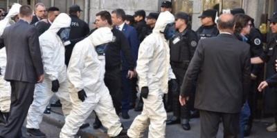 La autopsia al cuerpo de Maldonado: hay más de 700 fotos y 20 horas de video