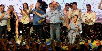 """Mauricio Macri: """"Vamos a lograr el sueño compartido de sacar a todos los argentinos de la pobreza"""""""