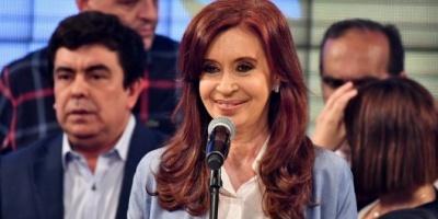 """Cristina Kirchner reconoció la victoria de Cambiemos y prometió: """"Unidad Ciudadana llegó para quedarse"""""""