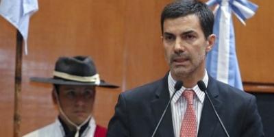 Tras la derrota en las elecciones legislativas, renunció todo el gabinete de Juan Manuel Urtubey