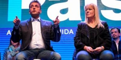 """Massa reconoció el """"triunfo"""" de Cambiemos y felicitó a Macri y Vidal"""