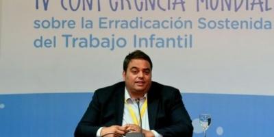 Jorge Triaca confirmó que el proyecto de reforma laboral ingresará este viernes al Congreso