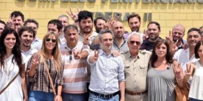 Dirigentes kirchneristas fueron a las cárceles de Ezeiza y Marcos Paz por el Día del Militante