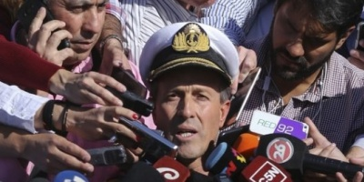 """Nuevo parte oficial: """"No tenemos ningún rastro del submarino"""""""
