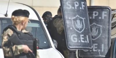 Boudou declaró en Comodoro Py por la difusión de las imágenes de su detención