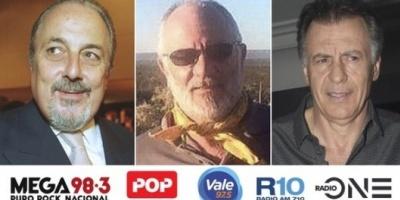 El Grupo Moneta intenta comprar las 5 radios de Cristóbal López