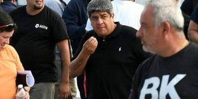 """Pablo Moyano insultó a los sindicalistas que no adhieren a la marcha de Camioneros: """"Son cagones"""""""