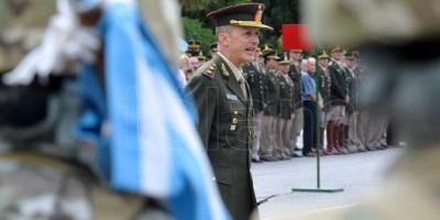 Aguad puso en funciones a Pasqualini al frente del Ejército