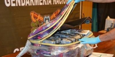 Hallaron 400 kilos de cocaína en la embajada de Rusia en la Argentina: hay un policía y diplomáticos detenidos