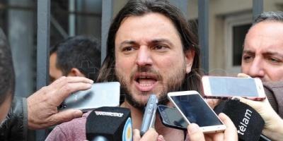 """Grabois: """"No es cierto que la gente fue arriada para aplaudir a Moyano"""""""