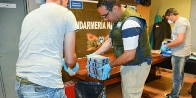 El juez Ercolini rechazó la excarcelación de los detenidos por el tráfico de cocaína a Rusia