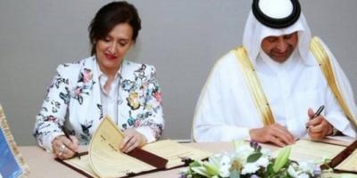 Confirman el cierre de la causa por la firma del memorándum con Qatar