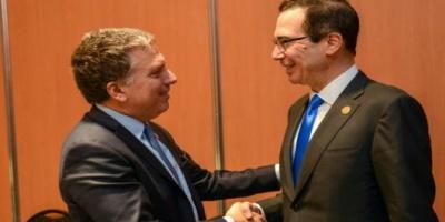 Argentina reiteró su reclamo a EEUU por los aranceles a las importaciones de acero y aluminio