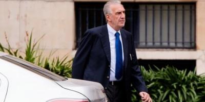 """El fiscal Germán Moldes: """"No entiendo por qué no está preso Echegaray"""""""