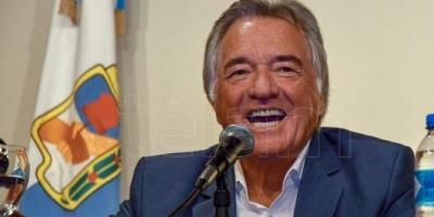 """Luis Barrionuevo tomó el control del PJ y aseguró que: """"De acá saldrá la fórmula presidencial"""""""