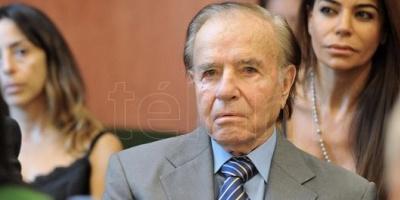 """AMIA y DAIA acusaron a Menem y Galeano por el encubrimiento de la """"pista Siria"""""""