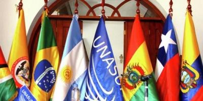 Seis países, entre ellos la Argentina, abandonan la Unasur