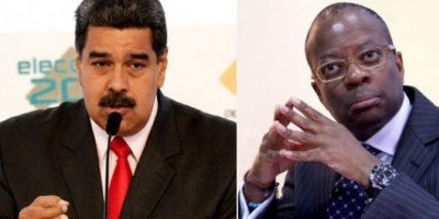 El dictador Nicolás Maduro ordenó la expulsión del Encargado de Negocios de EEUU en Caracas Todd Robinson