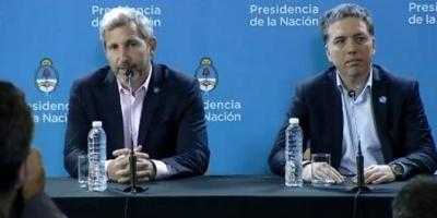 """Frigerio ratificó convocatoria a una """"mesa de diálogo"""" a """"todos los sectores"""""""