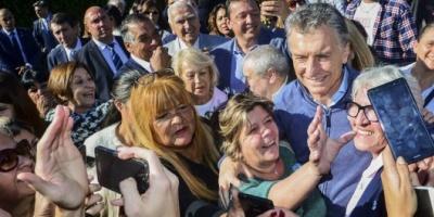 """Macri instó a los argentinos a """"ponerse de acuerdo"""" para """"crecer y derrotar la pobreza"""""""