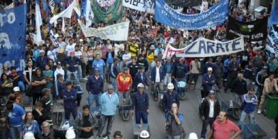 """Desde cinco provincias, arranca una nueva Marcha Federal """"por Pan y Trabajo"""""""