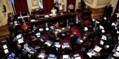 El Senado define si convierte en ley el proyecto de la oposición sobre tarifas