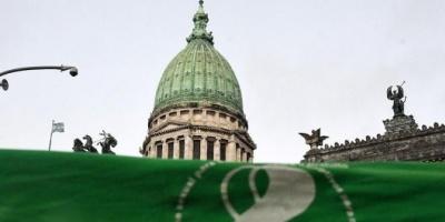El Senado recibió el proyecto de ley que legaliza el aborto