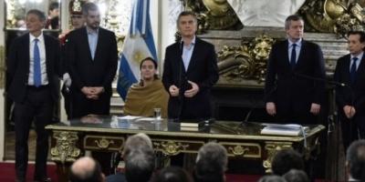 """Mauricio Macri: """"La Argentina necesita que toda la dirigencia política sea creíble para el mundo"""""""