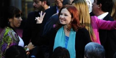 """Procesaron a Andrea del Boca por defraudación con fondos públicos para la novela """"Mamá Corazón"""""""